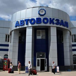 Автовокзалы Новоалтайска