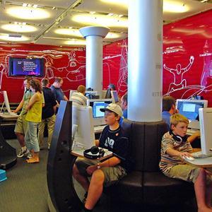 Интернет-кафе Новоалтайска