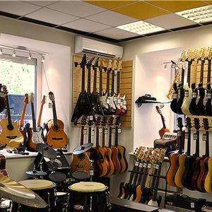 Музыкальные магазины Новоалтайска