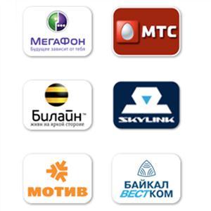 Операторы сотовой связи Новоалтайска