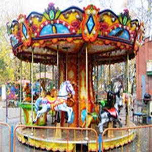 Парки культуры и отдыха Новоалтайска