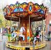 Парки культуры и отдыха в Новоалтайске