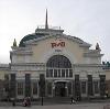Железнодорожные вокзалы в Новоалтайске