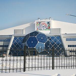 Спортивные комплексы Новоалтайска