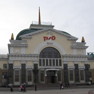 Железнодорожные вокзалы Новоалтайска